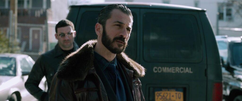 Gangstern Chovka från filmen The Drop (2014)