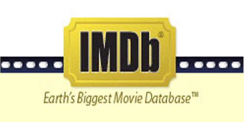 IMDb gammal logga