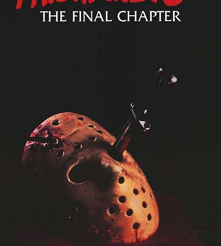 Friday 13th: The Final Chapter filmposter