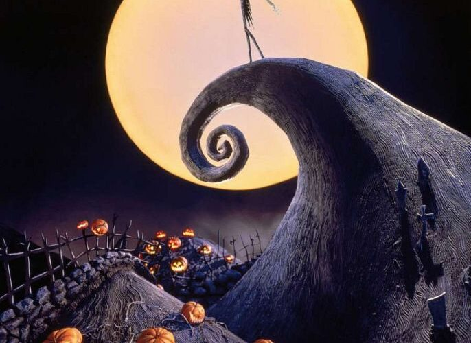 The Nightmare Before Christmas - Roberts näst bästa animerad film