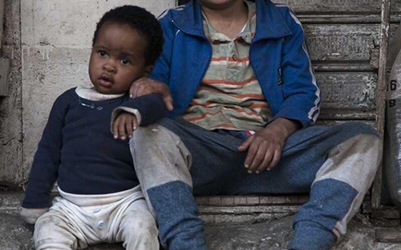 """Kapernaum Zaid och två-åringen som han """"vaktar"""""""