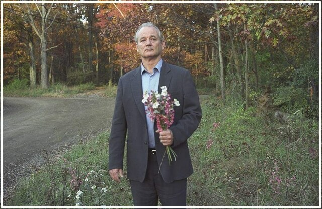 Broken Flowers Bill Murray