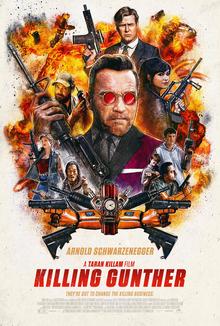 Filmposter för Killing Gunther