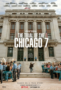Filmposter för The Trial of the Chicago 7