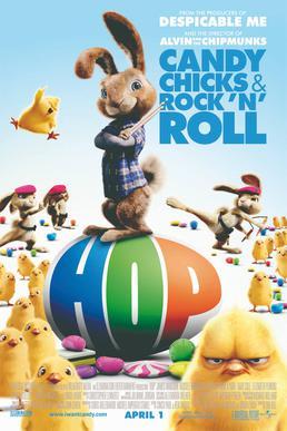 Påskfilmen Hop (2011)