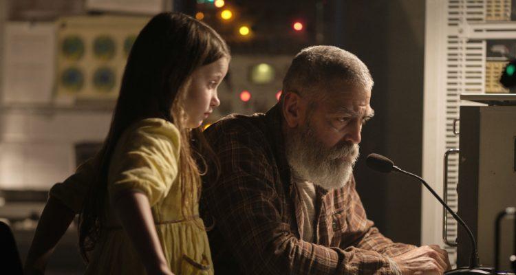 George Clooney i The Midnight Sky (2020)