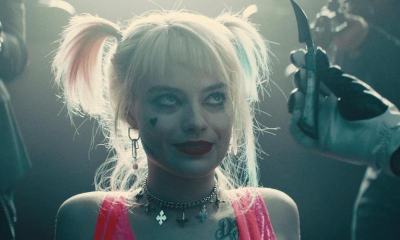 Margot Robbie som Harley i Birds of Prey (and the Fantabulous Emancipation of One Harley Quinn)