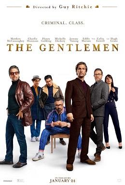 Poster till The Gentlemen