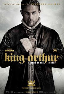 Underskattad film nummer ett - King Arthur Legend of the Sword