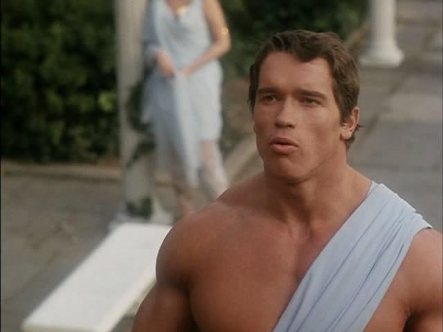 Arnold i Hercules in New York (1970)
