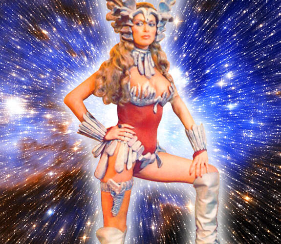 Battle Beoyond the Stars Poster