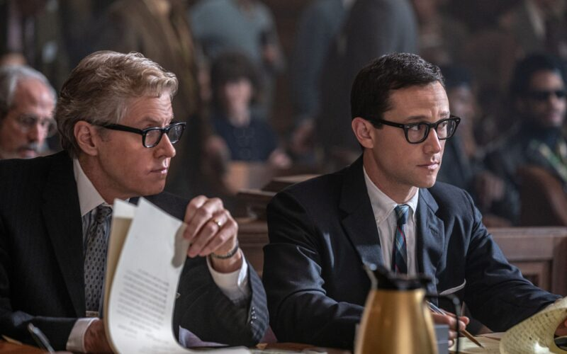 Joseph Gordon-Levitt som åklagare i The Trial of the Chicago 7