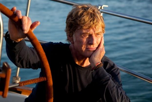 Robert Redford i en underskattad film - All is lost