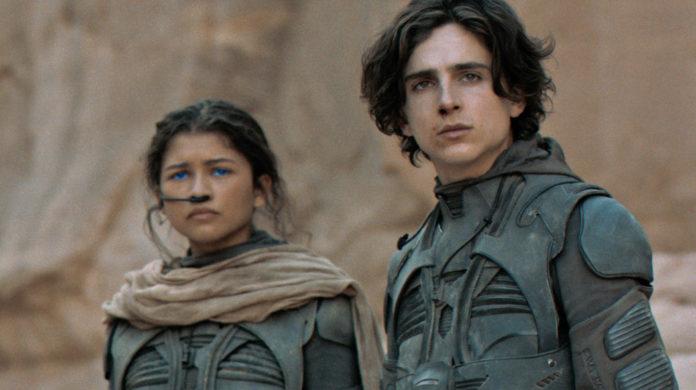 Dune - Paul och Chani