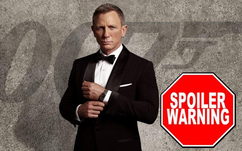 No Time to Die - Daniel Craig 007 (Spoilervarning)